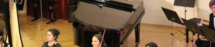 Ewa Bukała też swój udział w koncercie miała