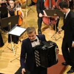 Astor Piazzolla - Aconcagua w wykonaniu Przemysława Chałupki