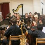 Młodziezowa Orkiestra Symfoniczna.