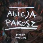 ALICJA PAKOSZ